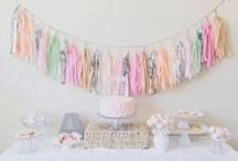 Baby Shower Inspiration / by Kate Aspen