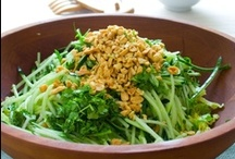 Salads with Greens / by Amy Lawson