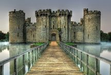 Castles & such / by Andrea Clausen