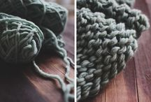 hook, needle & yarn / Mostly knitting how-tos with some crocheting. / by Andrea Gutierrez