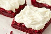 Red Velvet Madness / by Chrystal Cook
