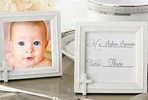 Baptism / Christening / First Communion / Celebrate religious milestones with favors from Kate Aspen