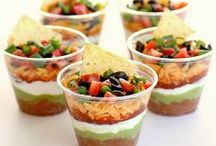 Catering and party food / by Caitlyn Schreiver