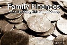 Money + Financial Responsibility