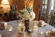Wedding decorations <3 / by Shannette Avara