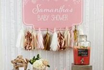 Rustic Baby Shower Ideas / by Kate Aspen