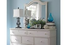 Dresser or nightstand styling