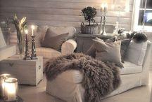 Living Room / #livingroom #inspiration