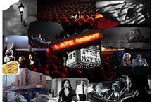 New Film Blog / Moodboard for new film blog