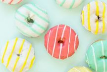 Donuts inspiration / Healthy food inspiration