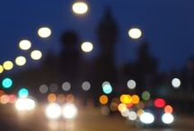 "BOKEH BEAUTY / ""the way the lens renders out-of-focus points of light"" / by Emma Lamb"