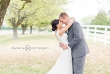 MP | Weddings at Rock Springs Center / Inspiration for brides getting married at Rock Springs Center in Greenville NC