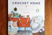 Crochet Home by Emma Lamb / 20 Vintage Modern Crochet Projects For The Home - pre-order your signed copy @ http://www.emmallamb.com/shop/crochet-home-signed-copy  / by Emma Lamb