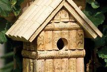 Bird Feeders/Houses