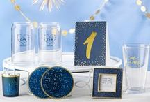 Under the Stars Wedding / whimsical celestial weddings inspired the moon and stars