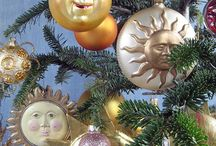 Christmas/Yule / A carefully curated board full of Winter holiday inspiration for witches of all paths.