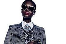 African Fashion-art / by Ashley Wills