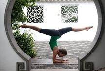 Keep calm and Yoga on.