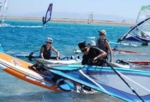 obozy windsurfingowe  / obozy dla młodzieży aktywnej