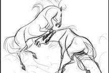 Drawings / by sascha laheen