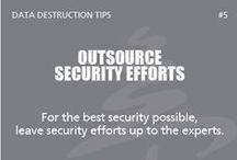 Data Destruction Tips