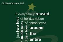Green Holiday Tips / Green Holiday Tips from Vangel Inc.