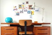 Studio Spaces. / Home office & studio space.