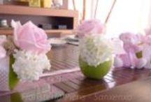 Flores para mesas