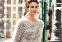 Knitting sweaters - Tricot chandails
