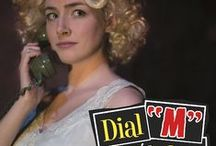 """Dial """"M"""" For Murder / Dial """"M"""" For Murder at Metropolis Performing Arts Centre September 18 - October 19, 2014 / by Metropolis Arts"""