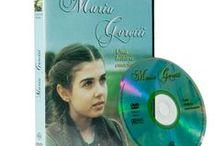 Filmes Católicos / DVD's, filmes, vida dos santos, religiosos, católicos