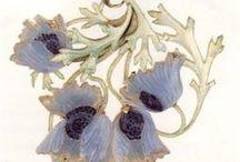 Jewelry - René Lalique / Jewelry Art Nouveau