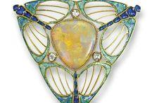 Jewelry - Georges Fouquet / Jewelry Art Nouveau