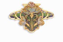 Jewelry - Henri Vever / Jewelry Art Nouveau