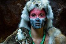 Wild Warriors / Think Native American; Neverland; Mononoke; Cherokee; Squall; Navajo; Shaman; Tribal; Celt; Viking; Soldier.
