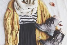 Autumn & Winter Outfits