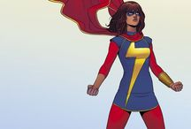 Ms Marvel / All things Ms Marvel. Check out our coverage: http://thegeekiary.com/tag/ms-marvel