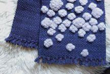 Weaving - Tissage