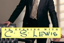 An Evening with C.S. Lewis / An Evening with C.S. Lewis at Metropolis Performing Arts Centre March 12 - April 12, 2015 / by Metropolis Arts
