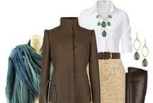 Busy Woman Career Wear / Great business wear for the woman who needs 25 hours in a day.