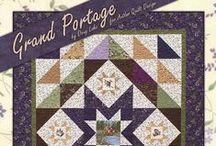 Books / by Doug Leko for Antler Quilt Design