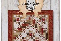 Patterns / by Doug Leko for Antler Quilt Design