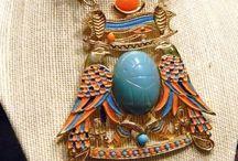 Jewelry - Egyptian Revival Jewelry