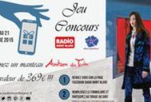 Jeux Concours Radio Mont Blanc / Retrouvez ici tous les Jeux concours en ligne oragnisée par Radio Mont Blanc et ses partenaires...Alors vous aussi tentez votre chance de gagner avec Radio Mont Blanc