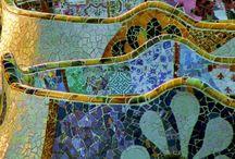 Gaudi, Antoni (1852-1926), architect
