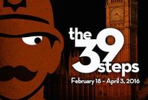 The 39 Steps / The 39 Steps at Metropolis Performing Arts Centre February 18 - April 3, 2016