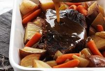 Pot Roast / by Easy Fresh Cooking