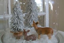 Winter. / Om je huis in de donkere dagen sfeervol en gezellig te maken!