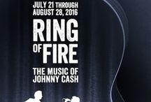 Ring of Fire: The Music of Johnny Cash / Ring of Fire at Metropolis Performing Arts Centre July 21 - August 28, 2016