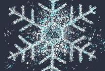 Winter Wonders / A cool collection of snow scenes and mountain montages.